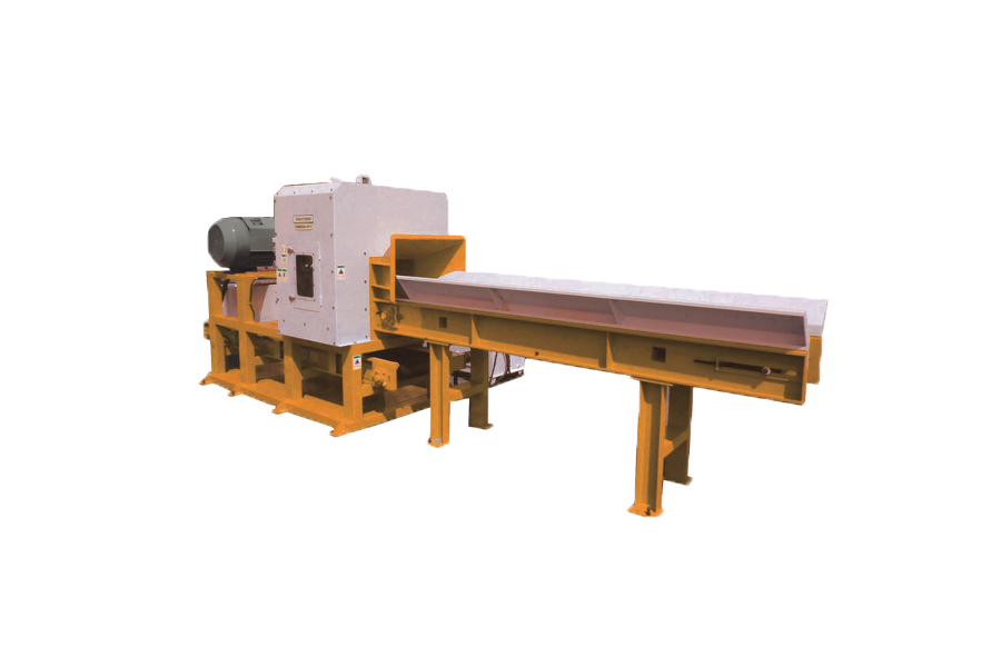 Wood Sawdust Machine.